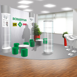 Schaeffler Reception Interiors
