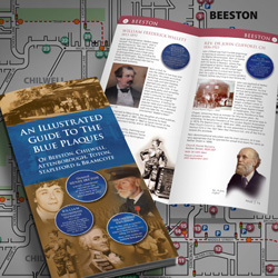 The Blue Plaques Guide to Southern Broxtowe